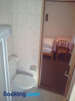 Hotel Restaurant Sternen - Glarus Nord - Bathroom