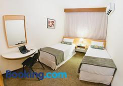 Hotel Aladdin - Curitiba - Bedroom