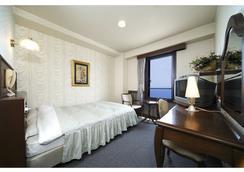 Seaside Hotel Kamome - Hakodate - Phòng ngủ
