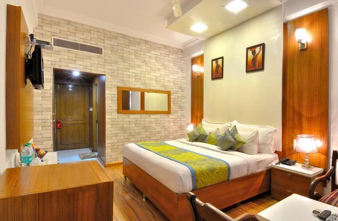 Hotel Solitaire - Chandigarh - Schlafzimmer