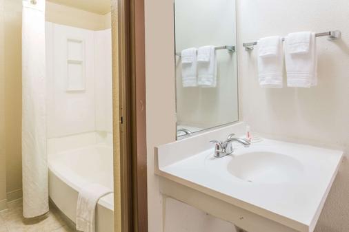 眾神花園速8汽車旅館 - 科羅拉多斯普林斯 - 科羅拉多斯普林斯 - 浴室