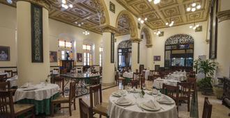 Hotel Inglaterra - Havana - Restaurant