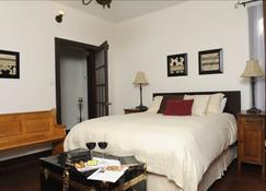 La Maison Banville - Saint-Félicien - Bedroom