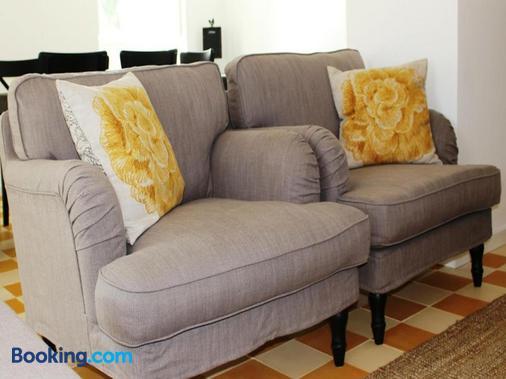 Tapada da Rabela - Reserva Natural - Marvão - Living room