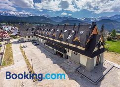 Hotel Tatra - Zakopane - Budynek