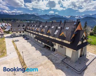 Hotel Tatra - Zakopane - Building