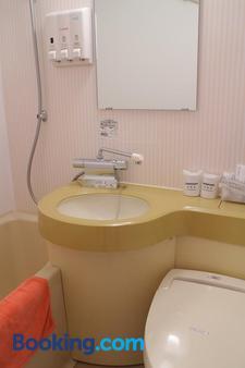 Business Hotel Raicho - Koshigaya - Bathroom