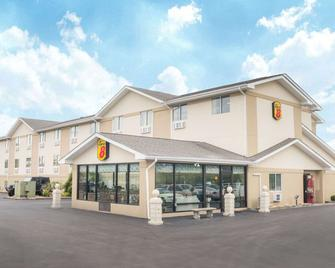 Super 8 by Wyndham Corbin/London KY - Corbin - Building