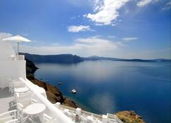 Caldera Premium Villas-Adults Only - Oia - Building