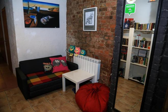 Sova Hostel - Saint Petersburg - Living room