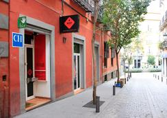 Way Hostel Madrid - Madrid - Außenansicht