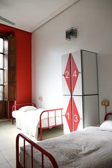 Way Hostel - Madrid - Makuuhuone