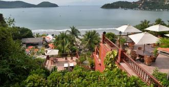 Hotel Aura del Mar - Zihuatanejo - Outdoors view