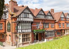 The Crown Manor House Hotel - Lyndhurst - Edificio