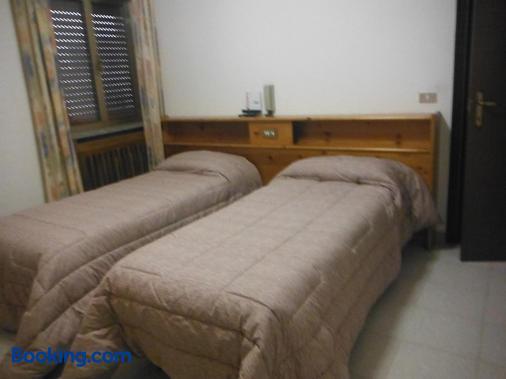 Hotel Mochettaz - Aosta - Schlafzimmer