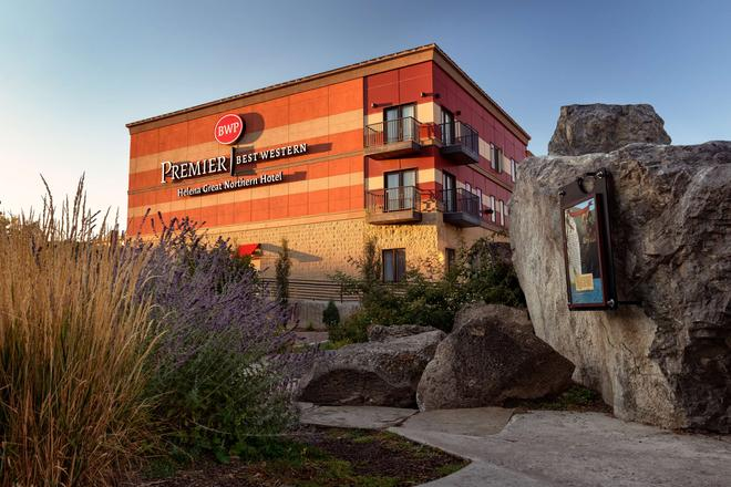 Best Western Premier Helena Great Northern Hotel - Helena - Building