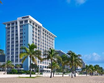 The Westin Fort Lauderdale Beach Resort - Fort Lauderdale - Building