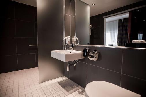 愛德華格里格優質酒店 - 卑爾根 - 卑爾根 - 浴室