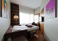 愛德華格里格優質酒店 - 卑爾根 - 卑爾根 - 臥室