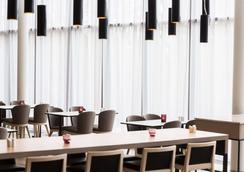 愛德華格里格優質酒店 - 卑爾根 - 卑爾根 - 餐廳