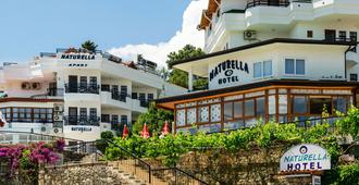 ナツレラ ホテル & アパート - ケメル - 建物