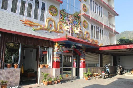 Mayal Retreat - Gangtok - Rakennus