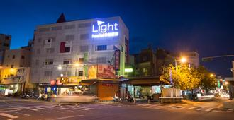 Light Hostel.Tn - Tainan - Edificio