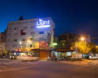 Light Hostel.tn - Tainan - Gebouw