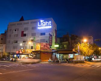 Light Hostel.tn - Tchaj-nan - Building