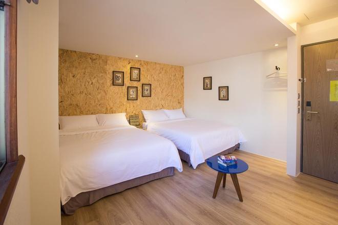 Light Hostel.Tn - Tainan - Makuuhuone