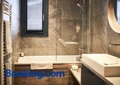 阿爾蒂圖德酒店 - 伊塞谷 - 瓦勒迪澤爾 - 浴室