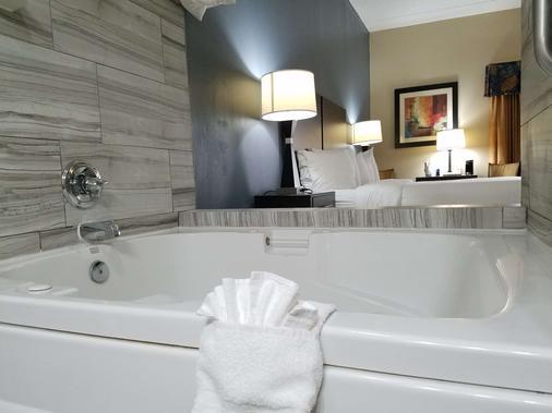 Best Western Inn Florence - Florence - Schlafzimmer