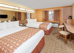 Microtel Inn & Suites by Wyndham South Bend/At Notre Dame Un - South Bend - Bedroom