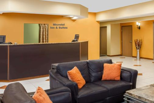 Microtel Inn & Suites by Wyndham South Bend/At Notre Dame - South Bend - Front desk