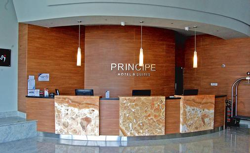 Principe Hotel and Suites - Panama City - Front desk