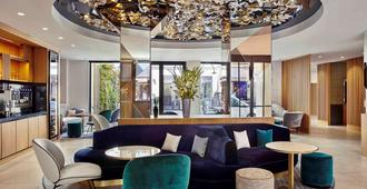 巴黎加尼葉歌劇院美居酒店 - 巴黎 - 休閒室