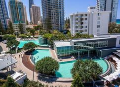 Q1 Resort & Spa - Surfers Paradise - Kolam