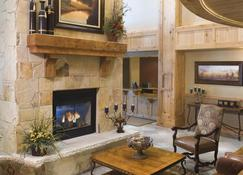 Silverado Lodge, Park City - Canyons Village - Park City - Wohnzimmer
