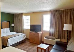 Extended Stay America - Kansas City - Airport - Tiffany Springs - Kansas City - Phòng ngủ