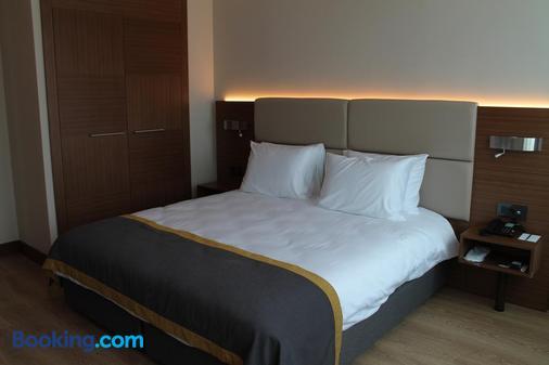 Nearport Hotel Sabiha Gokcen Airport - Istanbul - Bedroom