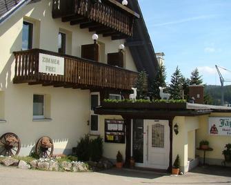 Hotel Jägerhof - Schluchsee - Gebäude