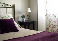坦布雷住宅旅館 - 聖地牙哥康波 - 聖地亞哥-德孔波斯特拉 - 臥室