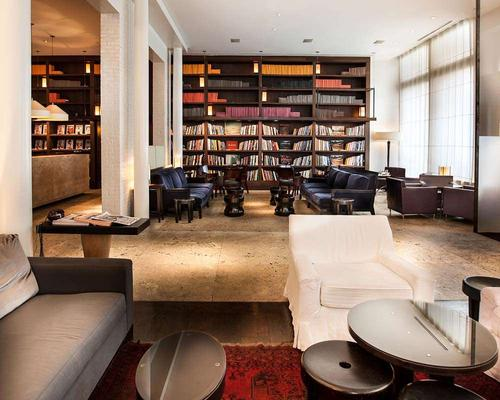 美世酒店 - 紐約 - 休閒室