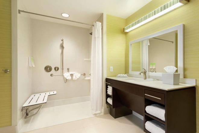 Home2 Suites by Hilton Lehi/Thanksgiving Point - Lehi - Kylpyhuone