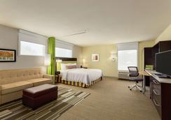Home2 Suites by Hilton Lehi/Thanksgiving Point - Lehi - Makuuhuone