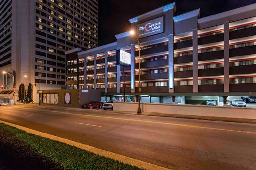 The Capitol Hotel Downtown an Ascend Hotel Collection Member - Nashville - Building