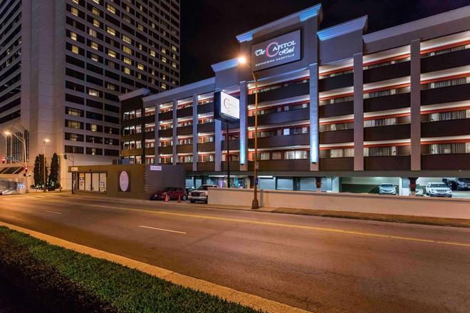 市中心會議中心貝斯特韋斯特酒店 - 納什維爾 - 納什維爾 - 建築