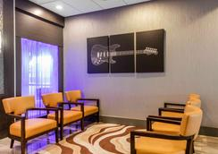 The Capitol Hotel Downtown Ascend Hotel Collection - Nashville - Lounge