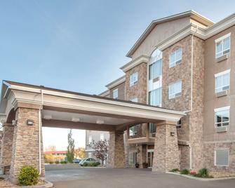 Ramada by Wyndham Drumheller Hotel & Suites - Drumheller - Building