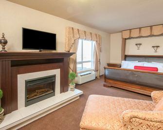 Ramada by Wyndham Drumheller Hotel & Suites - Drumheller - Huiskamer